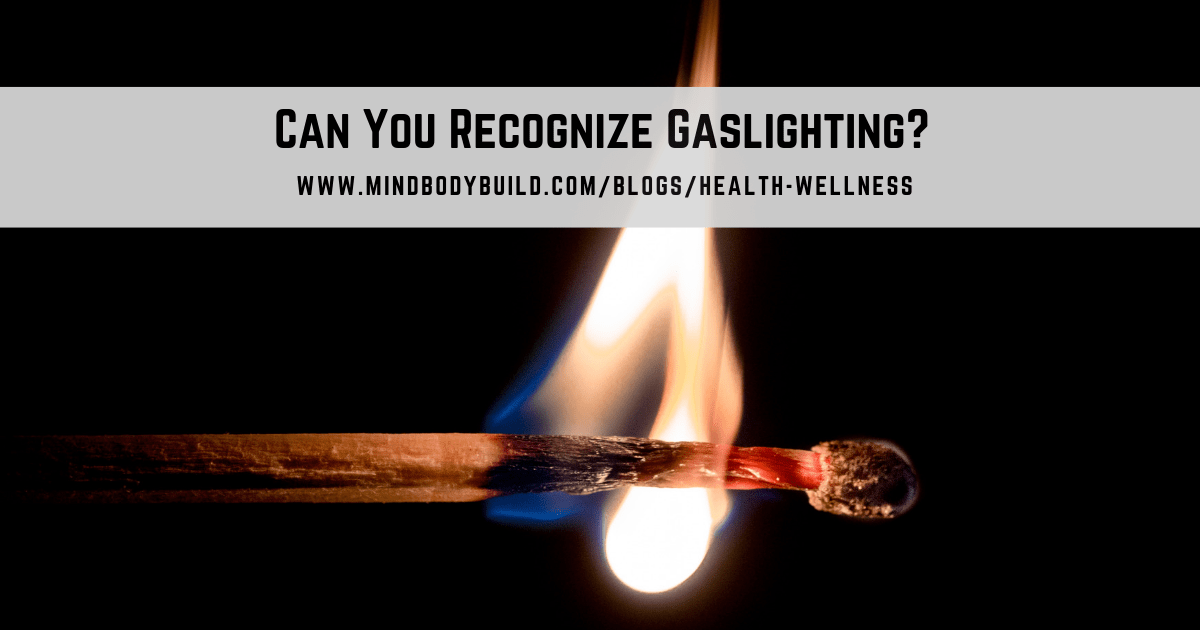 What does gaslighting mean