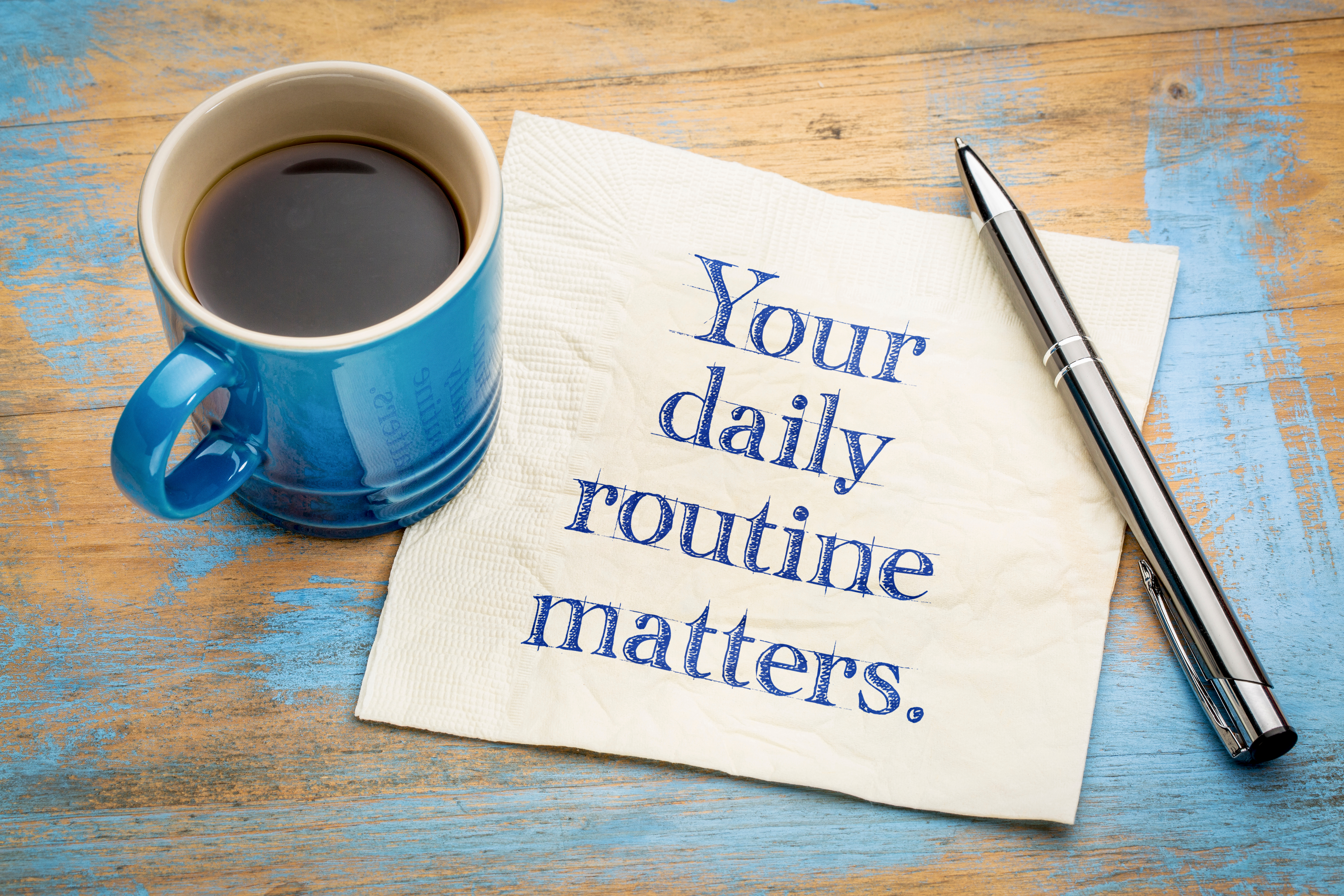 routine matters